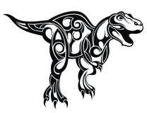 Δεινόσαυρος για το σχέδιό σας επίσης corel σύρετε το διάνυσμα απεικόνισης ελεύθερη απεικόνιση δικαιώματος