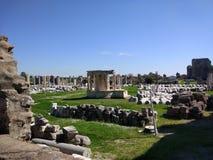 Δευτερεύων παράδεισος μνημείων Vespasionus στοκ εικόνες με δικαίωμα ελεύθερης χρήσης