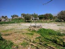 Δευτερεύων παράδεισος μνημείων Vespasionus στοκ φωτογραφίες με δικαίωμα ελεύθερης χρήσης