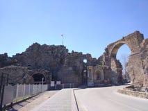 Δευτερεύων παράδεισος μνημείων Vespasionus στοκ εικόνες