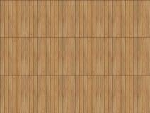 Διανυσματικό ξύλινο άνευ ραφής σχέδιο, καφετί υπόβαθρο χρώματος, απεικόνιση σκηνικού δαπέδωσης διανυσματική απεικόνιση