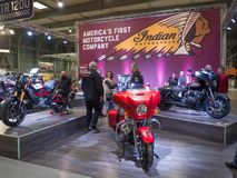 International Fair - MOTOSALON in Prague