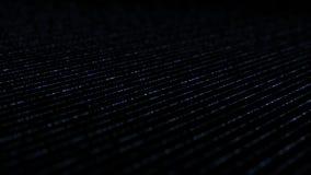 Δυναμικό Isometric μπλε γραμμών αστραπής απεικόνιση αποθεμάτων
