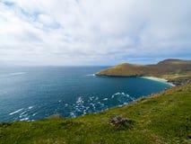 Île 2 d'Achill Images stock
