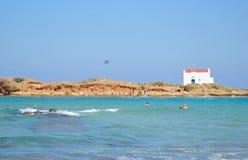 Île Afentis Christos photos stock