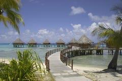 Île au soleil Photographie stock libre de droits