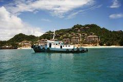 Île Boracay Image stock