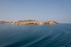 Île d'Île d'Elbe, Italie Photo libre de droits
