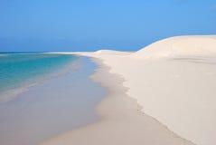 Île d'île de Socotra, Yémen Photo stock