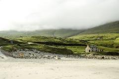 Île d'Achill Photographie stock libre de droits