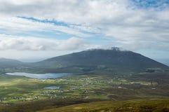 Île d'Achill, Irlande Image stock