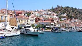 Île d'Aegina - Grèce clips vidéos