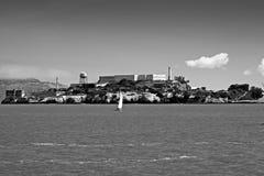 Île d'Alcatraz Image libre de droits