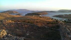 Île d'Arki Image libre de droits