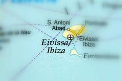 Île d'Ibiza, Espagne - Europe Photo libre de droits
