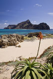 Île d'Ilheu DA Eao Photos libres de droits