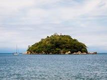 Île d'Itaoca Photographie stock