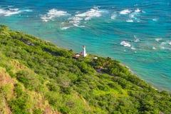 Île d'Oahu, Hawaï Photos libres de droits