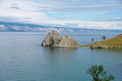 Île d'Olkhon Photo libre de droits