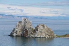 Île d'Olkhon Images libres de droits