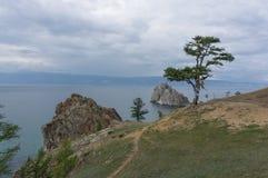 Île d'Olkhon Photo stock