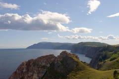 Île d'Olkhon Image libre de droits