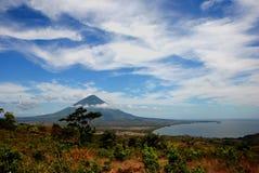 Île d'Ometepe Image libre de droits