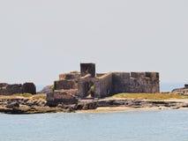 Île dans Essaouira, Maroc Photo stock