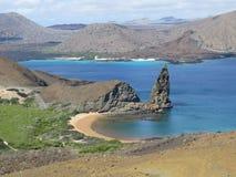 Île de Bartolome Photos libres de droits