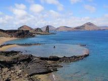 Île de Bartolome Photographie stock libre de droits