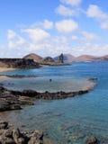 Île de Bartolome Image stock