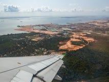 Île de Batam Image libre de droits