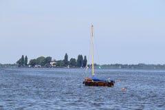 île de bateau Photographie stock libre de droits