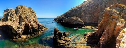 Île de Berlenga images libres de droits