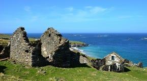 Île de Blasket Photographie stock libre de droits