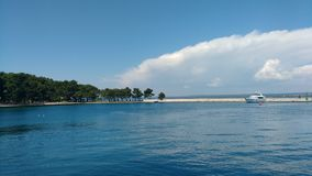 Île de Brijuni Photos libres de droits