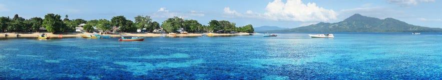 Île de Bunaken Photographie stock libre de droits