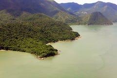 île de côte de bali Photographie stock libre de droits