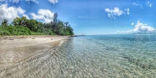 Île de Cagbalete photos libres de droits