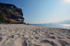 Île de Capones Photos libres de droits