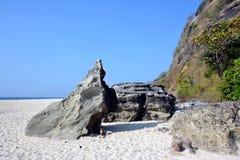 Île de Capones Photographie stock libre de droits