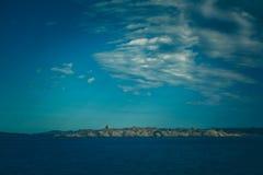 Île de Caprera Photos stock