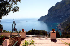 Île de Capri - Italie Photos stock
