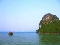 Île de Cat Ba Image libre de droits
