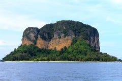 Île de chaux de la Thaïlande Images stock