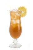 île de cocktail longue Images libres de droits