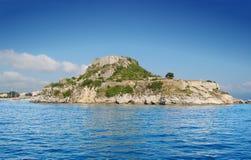 Île de Corfou Photographie stock libre de droits