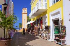 Île de Cozumel, Mexique photos libres de droits