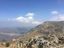 Île de Crète Images libres de droits