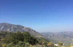 Île de Crète Photographie stock libre de droits